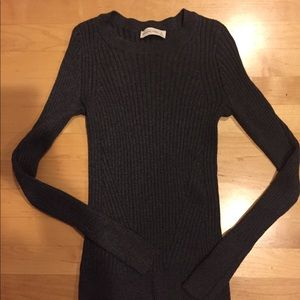 Abercrombie and Fitch ribbed sweater, never worn
